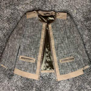 Elie Tahari 8 blazer jacket